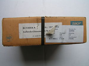 high temperature SKF #BCT-0004 Heavy Duty Bearing !!! in box