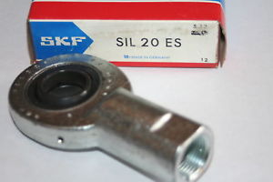 high temperature SKF Model SIL 20 ES Spherical Rod End Bearing