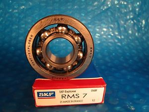 high temperature SKF RMS7, RMS 7, Single Row Radial Bearing