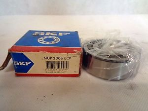 high temperature    SKF NUP 2306 ECP CYLINDRICAL ROLLER  BEARING