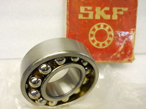high temperature SKF 2207 ETN9 DOUBLE ROW BALL BEARING 72 X 35 X 23MM NOS CONDITION IN BOX