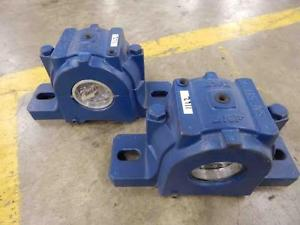 high temperature ! SKF SAF 513 2-3/16 ID Pillow Block Bearing