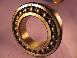 high temperature ZKL CSSR Bearing, 2216, Double Row Self-Aligning Bearing, Compare 2 SKF,
