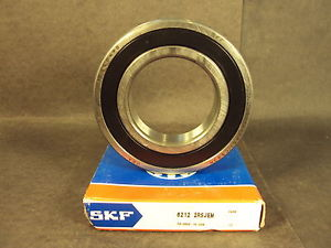 high temperature SKF 6212 2RS JEM, 6212 2RS1 C3, Deep Groove Roller Bearing