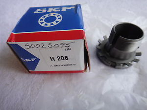 high temperature NIB  SKF Bearing   H206       H 206