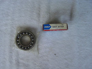 high temperature NIB SKF  Bearing      1207 EKTN9
