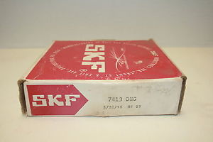 high temperature 7413 BMG SKF ANGULAR CONTACT BEARING