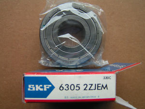 high temperature SKF 6305 2ZJEM Roller Bearing !!! in Box Free Shipping