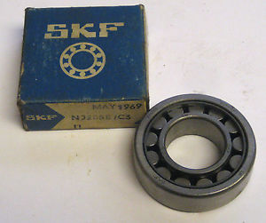 high temperature SKF BEARING NJ205E/C3  OLD STOCK IN THE PACKAGE 25X52X15
