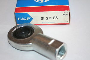high temperature SKF Model SI 20 ES Spherical Rod End Bearing  **