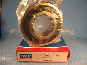 high temperature SKF 6311 2RS JEM,  2RS1 C3 , Single Row Radial Bearing
