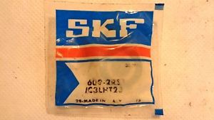 high temperature  IN FACTORY PACKAGE SKF 609-2RS1/C3LHT23  BEARING