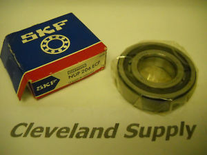 high temperature SKF NUP 206 ECP CYLINDRICAL ROLLER BEARING  NIB