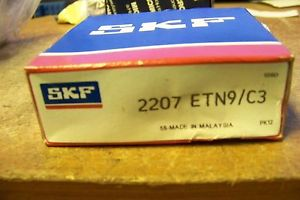 high temperature  SKF 2207 ETN9/C3 Bearing