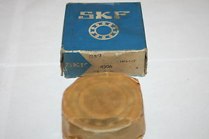 high temperature SKF 4306 Double Row Deep Groove Bearing