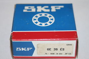 high temperature SKF Spherical Plain Bearing GE-35-ES   *  *
