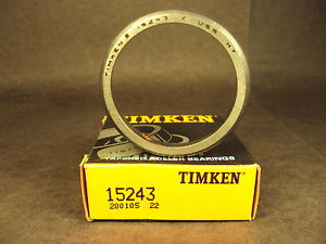 high temperature Timken 15243 Tapered Roller Bearing Cup