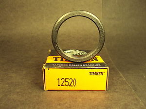 high temperature Timken 12520, Tapered Roller Bearing Cup