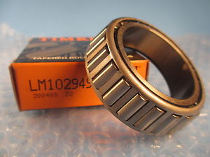 high temperature Timken LM102949 Tapered Roller Bearing Cone