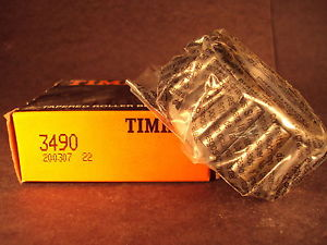 high temperature Timken 3490, Tapered Roller Bearing Cone