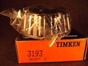 high temperature Timken 3193, Tapered Roller Bearing Cone