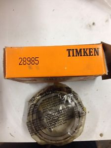 high temperature TIMKEN 28985  TAPERED ROLLER BEARING 28985