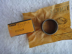 high temperature NIB Timken Bearing    07196D