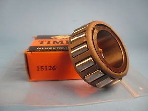 high temperature Timken 15126, Tapered Roller Bearing Cone
