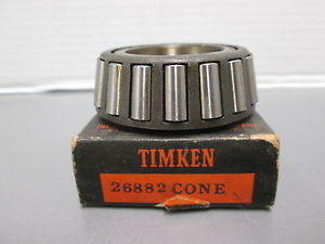high temperature 26882 TIMKEN TAPERED ROLLER BEARING