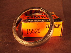 high temperature Timken  15520 Tapered Roller Bearing Cup