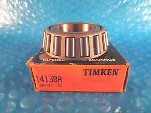 high temperature Timken 14138A Tapered Roller Bearing