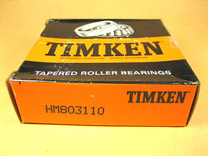 high temperature TIMKEN  HM803110  Tapered Roller Bearing
