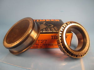high temperature Timken Set27, Set 27,  ( LM67048/LM67010BCE) Cup & Cone Bearing Set
