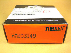 high temperature TIMKEN  HM803149  Tapered Roller Bearing