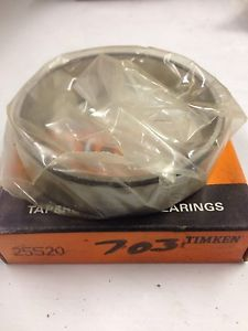 high temperature  TIMKEN TAPERED ROLLER BEARING RACE 25520