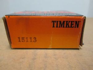 high temperature 15113 TIMKEN TAPERED ROLLER BEARING