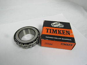 high temperature TIMKEN TAPERED ROLLER BEARING 25584