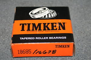 high temperature New Timken 18685 Tapered Bearing Single Cone