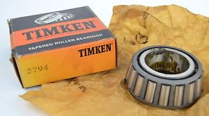 high temperature Timken 2794 Tapered Roller Bearing F3