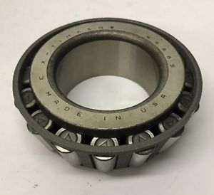 high temperature TIMKEN 49585 TAPERED ROLLER BEARING SINGLE CONE