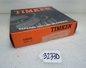 high temperature Timken 48685 Tapered Bearing (Inv.32330)