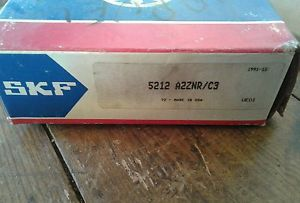 high temperature SKF 5212 A2ZNR/C3 BEARING **** fast free shipping