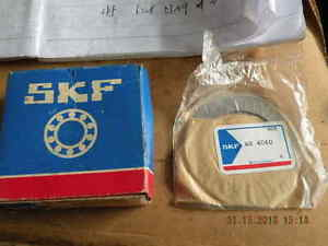 high temperature LOT OF 5  SKF AS 4060 SEAL NIB QTY 5