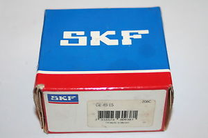 high temperature SKF Spherical Plain Roller Bearing GE-45-ES   *