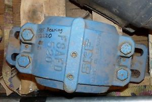 high temperature  SKF FSAFD 520 PILLOW BLOCK BEARING HOUSING