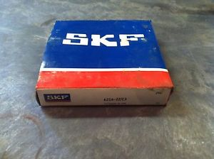 high temperature SKF Spherical Roller Bearings Part #6216-2Z/C3 (ALT# 6216ZZC3)