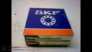 high temperature SKF 71922 CD/P4ADGA -PACK OF 2- BEARING 110MM X 150MM X 20 MM,  #164887