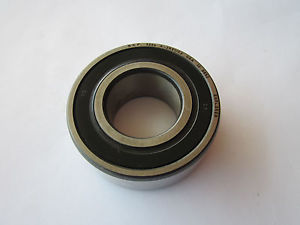 high temperature SKF 5206 A-2RS1/C3 Explorer Double Row Angular Contact Bearing 30x62x24mm