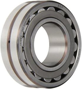high temperature SKF 22207 E/C2 Spherical Radial Bearing, Straight Bore, Lubrication Groove, 3