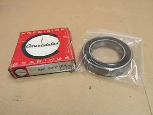 high temperature NIB CONSOLIDATED SKF 60122RS1C3 BEARING RUBBER SEALED 6012 2RS1 C3 60x95x18 mm